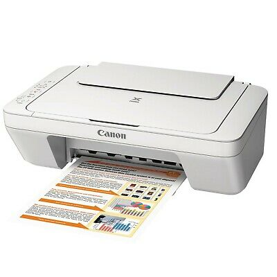 AU74.95 • Buy Canon Pixma MG2560 All-in-One Inkjet Printer Multifunction Print Scan Copy