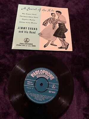 £4.99 • Buy Jimmy Shand And His Band - A Swirl Of The Kilt, 7 , EP, Pus, (Vinyl)