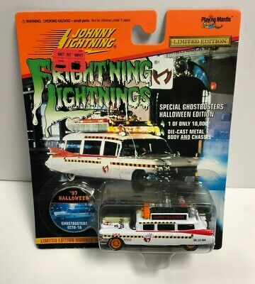 Ghostbusters ECTO-1A Limited Edition 1997 Halloween Johnny Lightning Diecast  • 10.85£