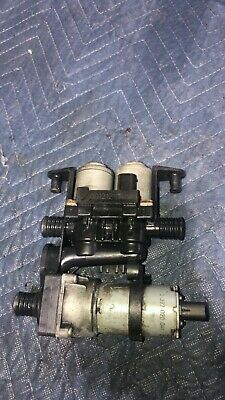 $89 • Buy BMW E39 5-Series E38 Heater Valves Auxiliary Water Coolant Pump 1996-2003 OEM