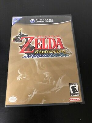 $39.95 • Buy Legend Of Zelda: Windwaker - Nintendo Gamecube - Free Shipping