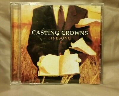 $5.95 • Buy Casting Crowns - LIFESONG CD