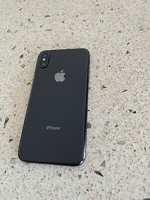 AU420 • Buy Apple IPhone X - 64GB - Space Grey (Unlocked) A1865 (CDMA + GSM) (AU Stock)