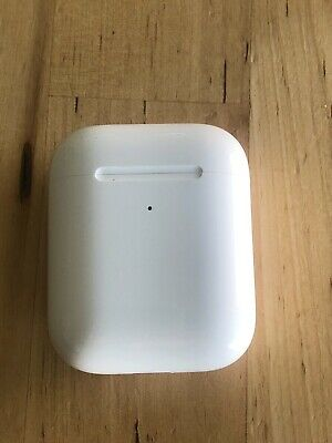 $ CDN63.26 • Buy Apple AirPods OEM Wireless Charging Case ONLY White Model A1938