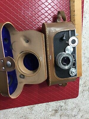 $ CDN21.10 • Buy Vintage Argus Coated Cintar 50mm Camera And Case