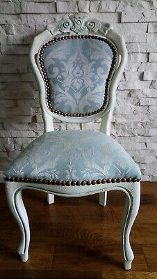 Shabby Chic French Style Carve Chair • 90£