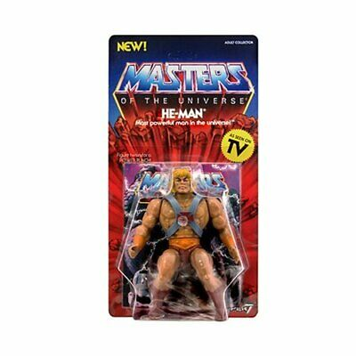$40.49 • Buy MOTU HE-MAN. Masters Of The Universe Vintage He-Man 5 1/2  Action Figure. MINT.