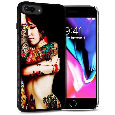 AU9.99 • Buy ( For IPhone 6 Plus / 6S Plus ) Back Case Cover PB12062 Sexy Girl Tattoo