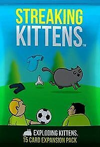 AU19.54 • Buy Exploding Kittens - Streaking Kittens Expansion - Party Game