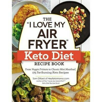 $1.22 • Buy The (I LOVE MY AIR FRYER) Keto Diet Recipe Book