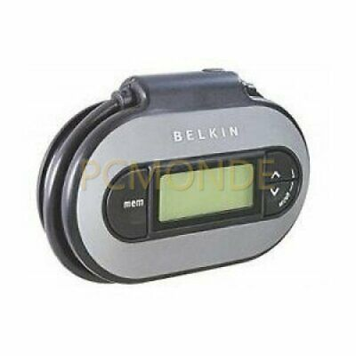 Belkin TuneCast II FM Transmitter For MP3 Players (F8V3080-APL) (pp) • 59.99£