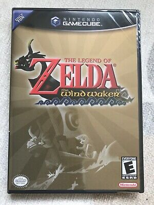 $78 • Buy The Legend Of Zelda - The Wind Waker (USA Nintendo GameCube) New/Sealed & Mint