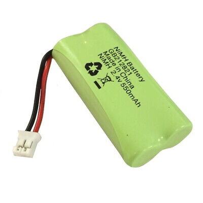 £3.15 • Buy Rechargeable Battery For An Idect V2i Cordless Phone 2.4V 550mAh NiMH GB212821