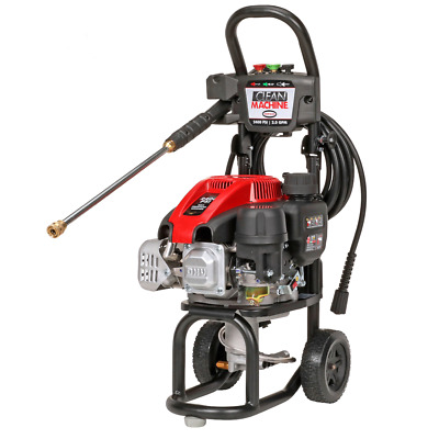 $279 • Buy Simpson Clean Machine CM60912 2400 PSI (Gas - Cold Water) Pressure Washer