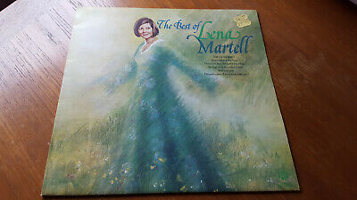 Lena Martell - Best Of Lp  • 2.50£