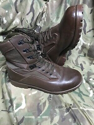 British Army Issue - YDS Kestrel Patrol Boots Brown!very Good/grade 1!all Sizes! • 19.95£