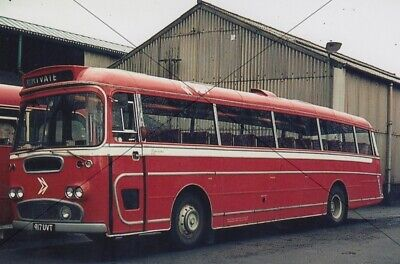 Bus Photo, Pmt Potteries Photograph Picture, Leyland Leopard 917uvt • 1.20£