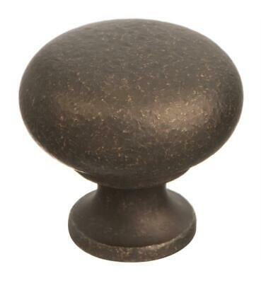 $14.99 • Buy Colonial Co. Bin Cup Drawer Pulls & Or Knob Sets (Distressed Antique Brass)