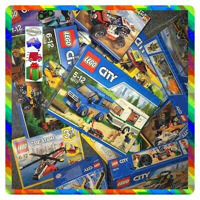 AU129.99 • Buy Find Your New* Lego Some Listed Are Rare Discontinued Retired