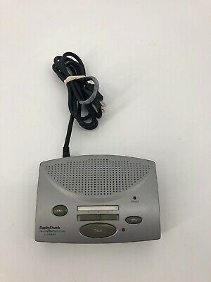 $19.99 • Buy Radio Shack 43-3105 3 Channel FM Wireless Intercom Replacement Tested