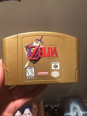 $54.99 • Buy Legend Of Zelda: Ocarina Of Time - Collector's Edition N64 (64, 1998) AUTHENTIC
