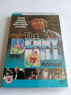 The Benny Hill Annual 1981 (2008, DVD) • 9.95£