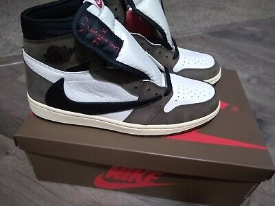 $400 • Buy Jordan 1 Retro High Travis Scott Size 10.5