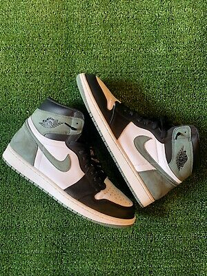 $220 • Buy Jordan 1 High OG Clay Green Size 13