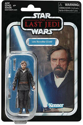 $ CDN109.95 • Buy Star Wars Vintage 3.75 Inch Action Figure - Luke Skywalker Crait VC146