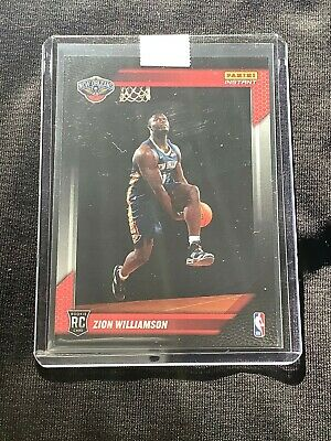 $12 • Buy 2019-20 Panini Instant ZION WILLIAMSON FIRST LOOK RC /14091