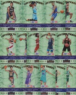 $17.50 • Buy 2019 Panini Contenders Lottery Ticket RC Set Of 14 - Zion Williamson Ja Morant +