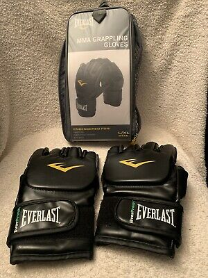 $ CDN2.99 • Buy Everlast MMA Grappling Gloves L/XL Everfresh
