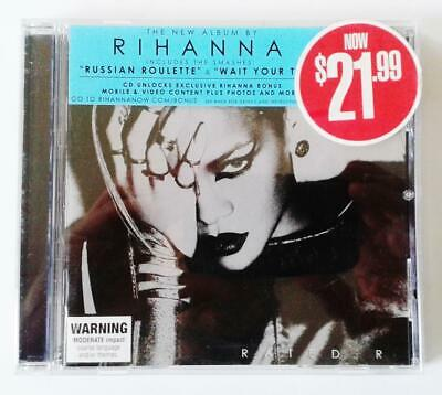 AU8.46 • Buy Rihanna - Rated R - Original Cd - Excellent Used 2009