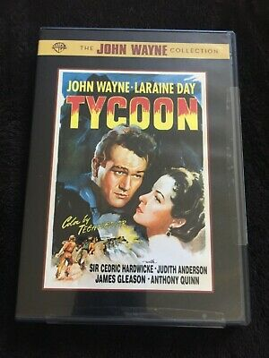 $6.99 • Buy Tycoon (DVD) The John Wayne Collection....................NEW & SEALED*