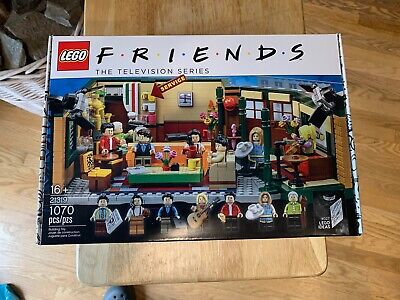 $50 • Buy LEGO 21319 Ideas Central Perk From FRIENDS