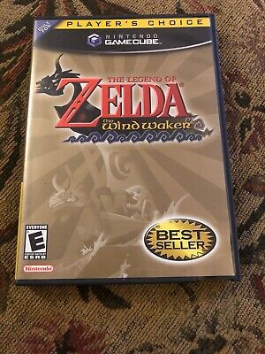 $49.99 • Buy Legend Of Zelda: The Wind Waker (GameCube, 2003) * Complete *