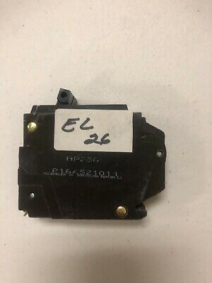 GE General Electric THQP250 50A 2-Pole Circuit Breaker THIN • 7.59£