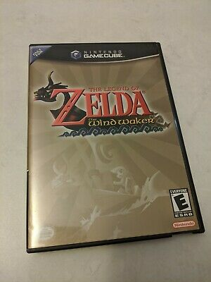 $54.99 • Buy The Legend Of Zelda: Wind Waker (Nintendo GameCube, 2003) Black Label