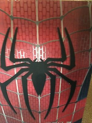 $400 • Buy Hot Toys Mms 1/6th Scale Spider-man 3 12 Inch Action Figure * New Open Box *