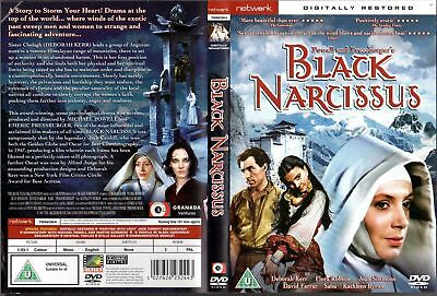 Black Narcissus DVD 40s Film Movie Based On Rumer Godden Book Deborah Kerr • 3.99£