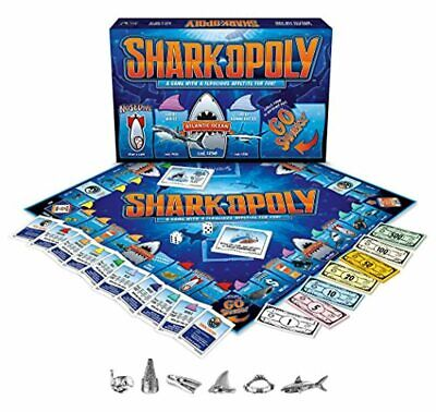 $23.25 • Buy  Monopoly Ultimate Banking Board Sharkopoly Game 2-6 Players Top Quality