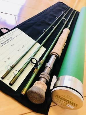 $924.42 • Buy SAGE TCX890-4 9'0' #8 Line 4 Piece 4 OZ Fly Rod Case Fishing From Japan Rare