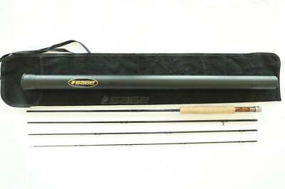 $1348.11 • Buy SAGE ONE 282-4 8'2' #2 Line 4 Piece Fly Rod Fishing With Case From Japan Rare