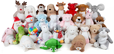 Brand New Mumbles Embroider-me Teddies Animals Choice - For You To Personalise  • 13.50£
