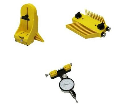 £185 • Buy Magswitch Universal & Vertical Featherboards + Saw Indicator Combo