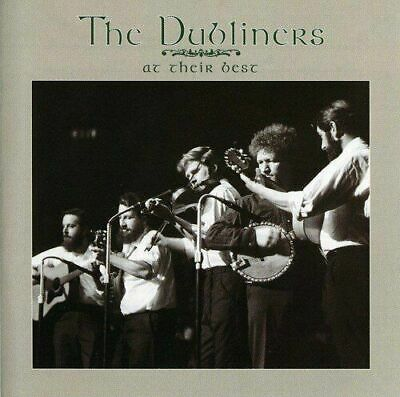 THE DUBLINERS AT THEIR BEST (27 Track Collection) CD • 4.25£