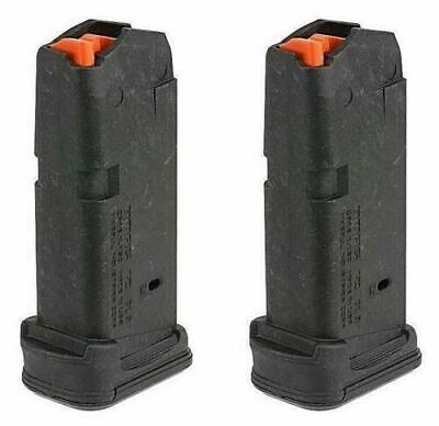 $39.96 • Buy 2 X MAGPULL Made For The GL0CK 26 Magazine Gen 3-4 10rd 9mm Mag