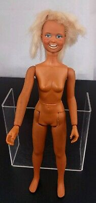 $14.50 • Buy 1974 Kenner Dusty Doll Figure Barbie Toy Nude Twist Hips Athletic Prop Decor