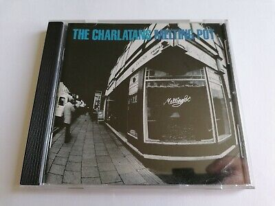 Melting Pot By The Charlatans UK (1998, CD)  • 2.95£