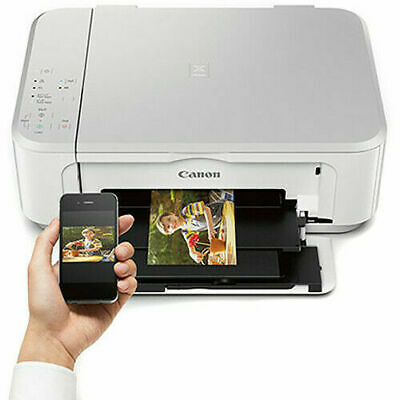 View Details Canon PIXMA Home Office Wireless All-In-One Inkjet Printer, INK INCLUDED  • 109.98$